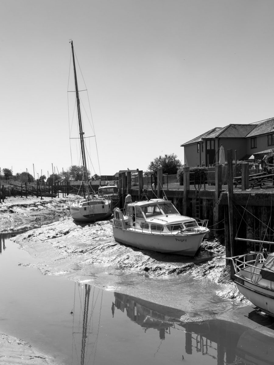 Rye's Canals