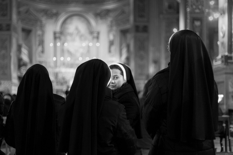 Four Nuns